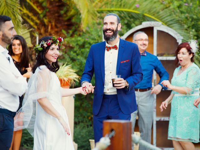 La boda de Ididro y Noelia en Elx/elche, Alicante 116