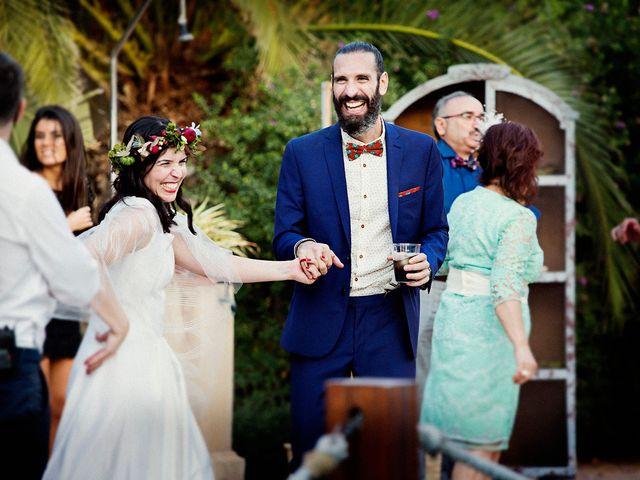 La boda de Ididro y Noelia en Elx/elche, Alicante 117