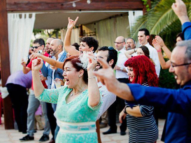 La boda de Ididro y Noelia en Elx/elche, Alicante 120
