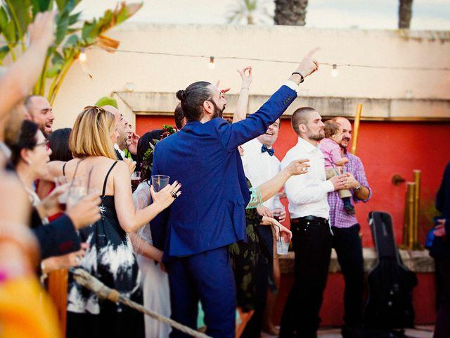 La boda de Ididro y Noelia en Elx/elche, Alicante 134