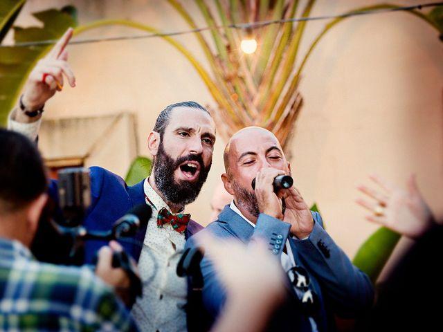 La boda de Ididro y Noelia en Elx/elche, Alicante 135