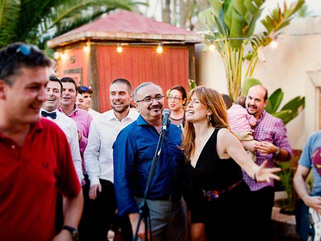 La boda de Ididro y Noelia en Elx/elche, Alicante 136