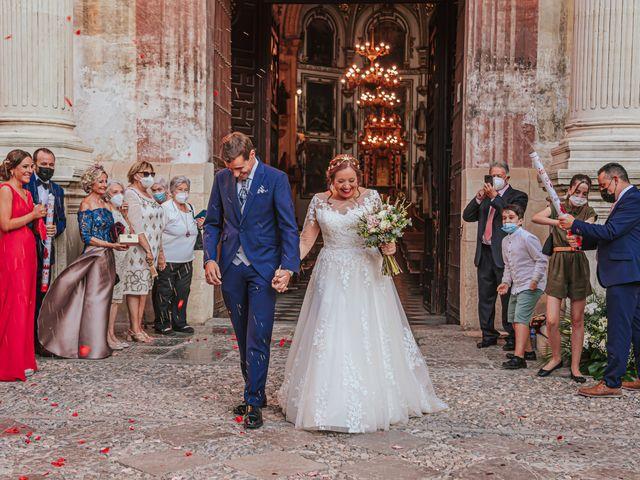 La boda de Javi y Maite en Granada, Granada 1