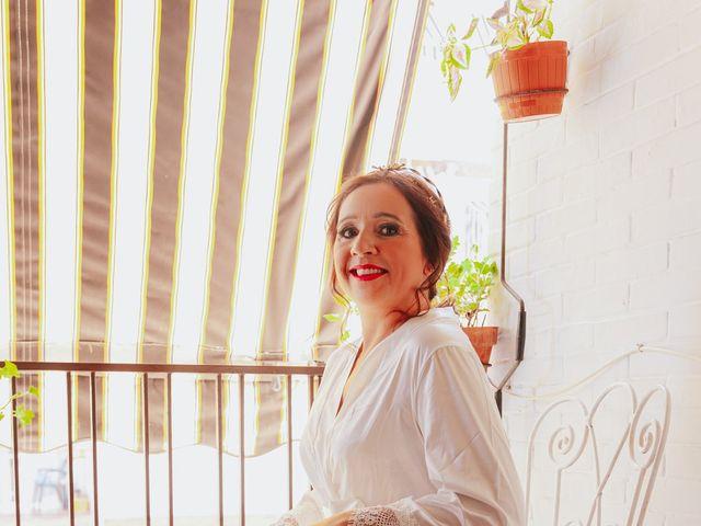 La boda de Javi y Maite en Granada, Granada 6