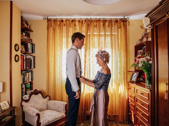 La boda de Javi y Maite en Granada, Granada 13
