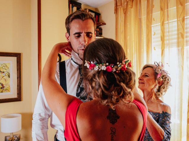 La boda de Javi y Maite en Granada, Granada 16