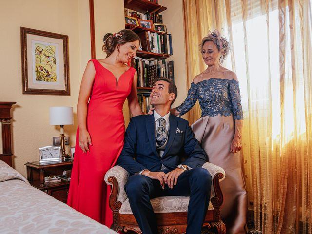 La boda de Javi y Maite en Granada, Granada 20
