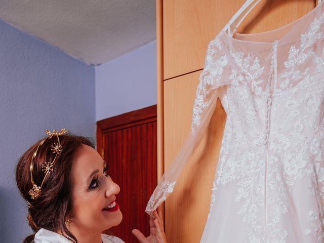 La boda de Javi y Maite en Granada, Granada 23