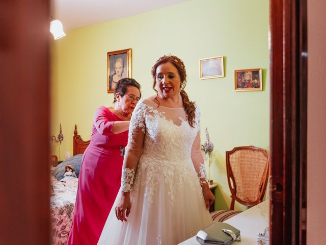 La boda de Javi y Maite en Granada, Granada 24