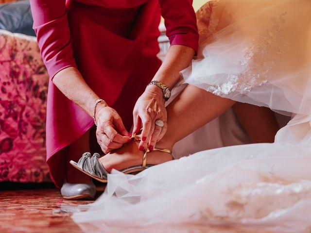 La boda de Javi y Maite en Granada, Granada 26