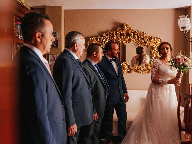 La boda de Javi y Maite en Granada, Granada 27