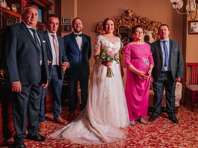 La boda de Javi y Maite en Granada, Granada 28