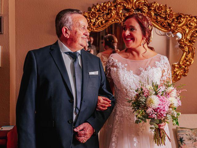 La boda de Javi y Maite en Granada, Granada 29