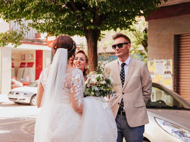 La boda de Javi y Maite en Granada, Granada 32
