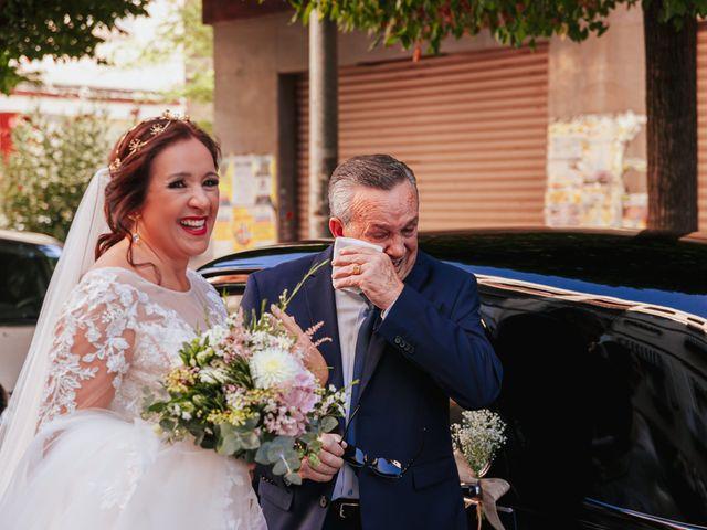 La boda de Javi y Maite en Granada, Granada 33
