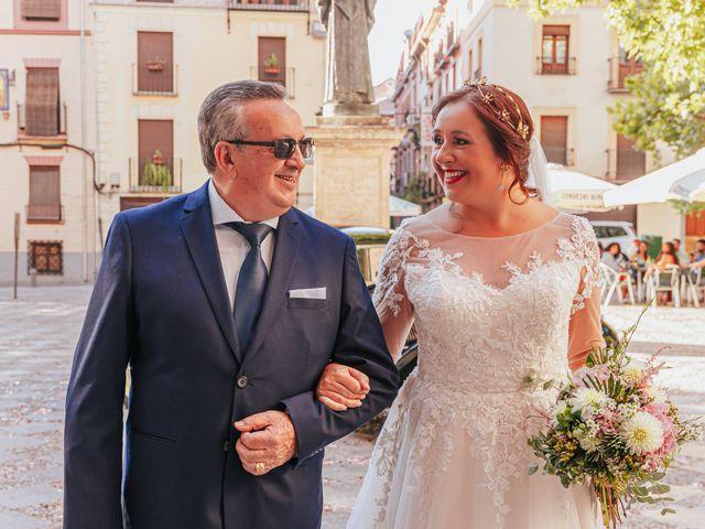 La boda de Javi y Maite en Granada, Granada 39