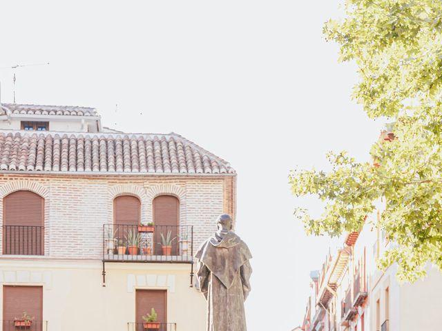 La boda de Javi y Maite en Granada, Granada 40