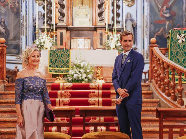 La boda de Javi y Maite en Granada, Granada 41