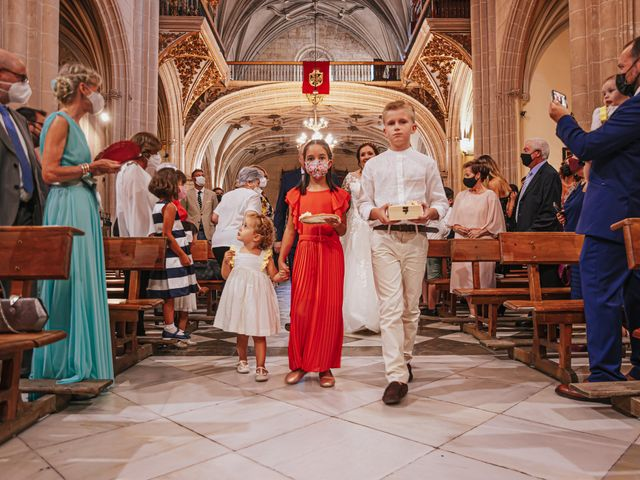 La boda de Javi y Maite en Granada, Granada 42