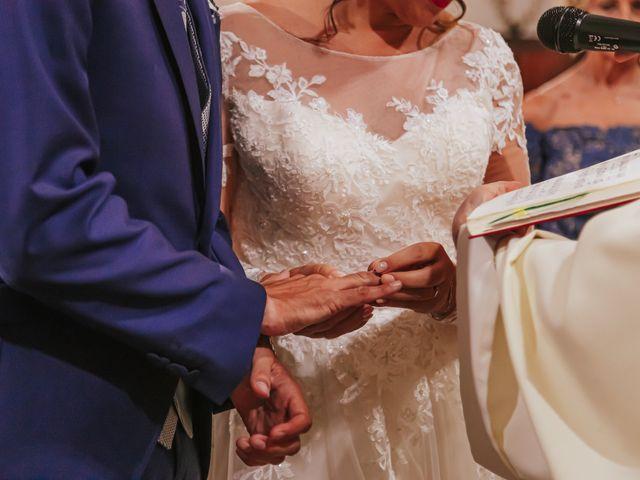 La boda de Javi y Maite en Granada, Granada 49