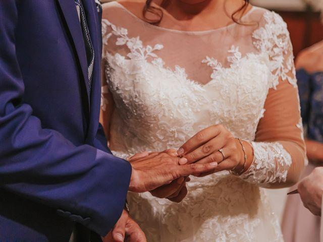 La boda de Javi y Maite en Granada, Granada 50