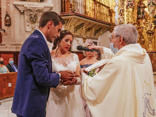 La boda de Javi y Maite en Granada, Granada 51
