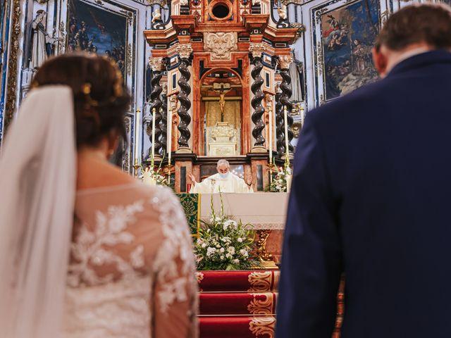 La boda de Javi y Maite en Granada, Granada 52