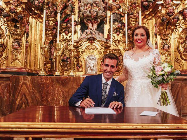 La boda de Javi y Maite en Granada, Granada 53