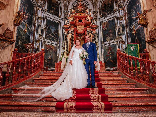 La boda de Javi y Maite en Granada, Granada 54