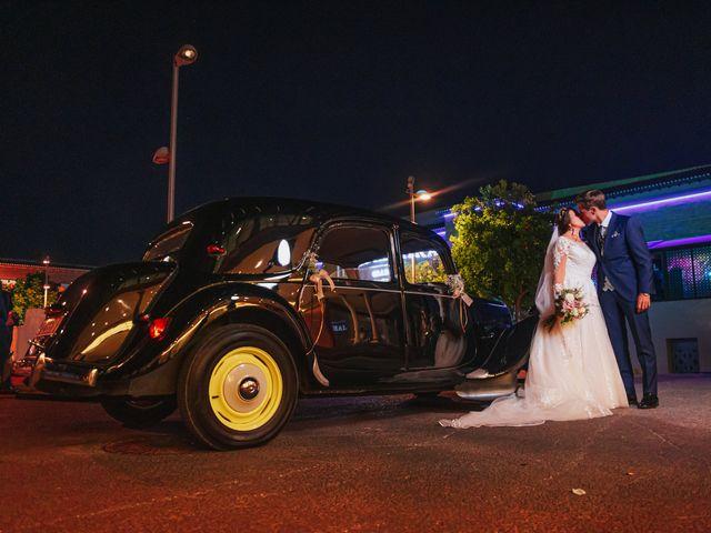 La boda de Javi y Maite en Granada, Granada 59