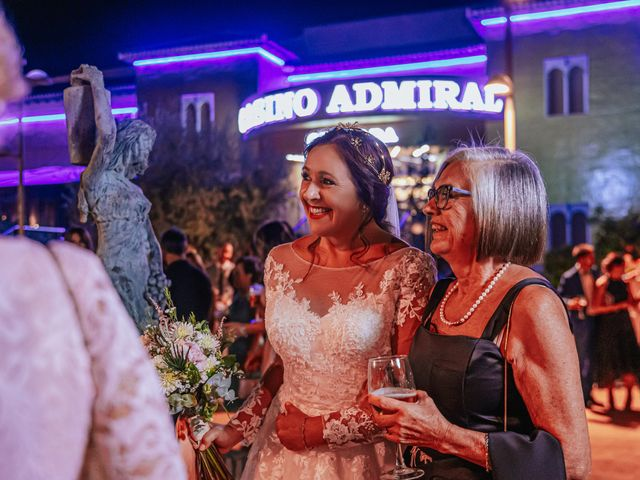 La boda de Javi y Maite en Granada, Granada 61