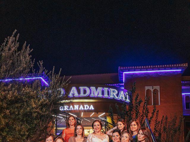 La boda de Javi y Maite en Granada, Granada 64