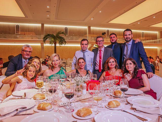La boda de Javi y Maite en Granada, Granada 71