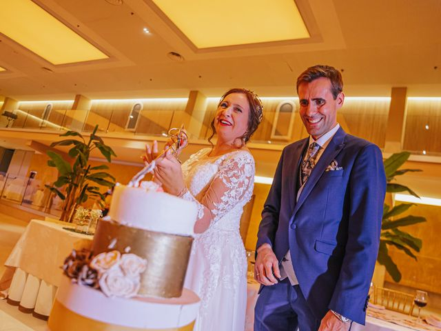 La boda de Javi y Maite en Granada, Granada 74