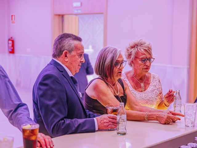 La boda de Javi y Maite en Granada, Granada 77