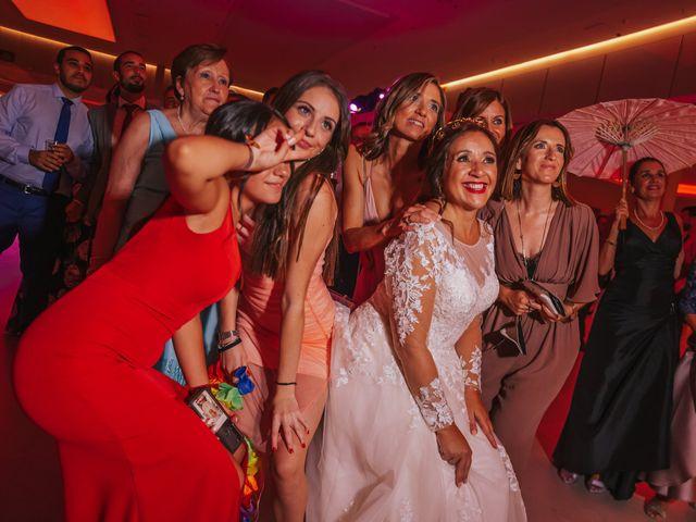 La boda de Javi y Maite en Granada, Granada 79