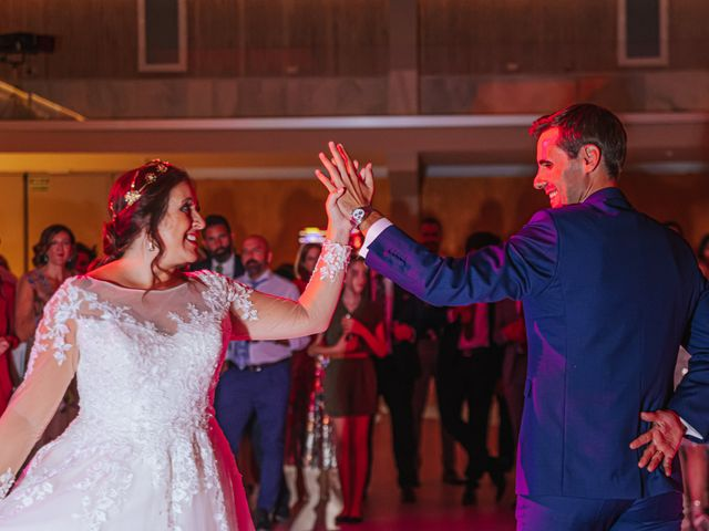 La boda de Javi y Maite en Granada, Granada 80