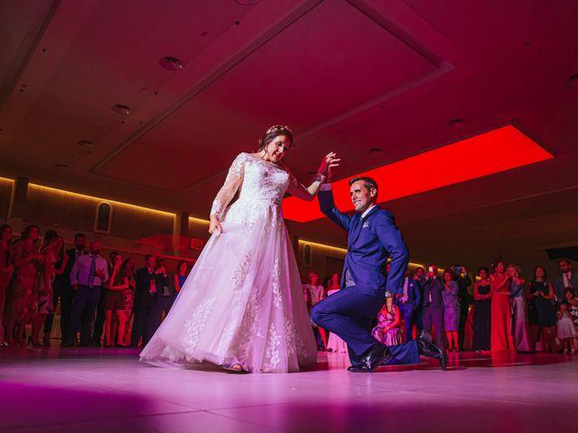 La boda de Javi y Maite en Granada, Granada 81