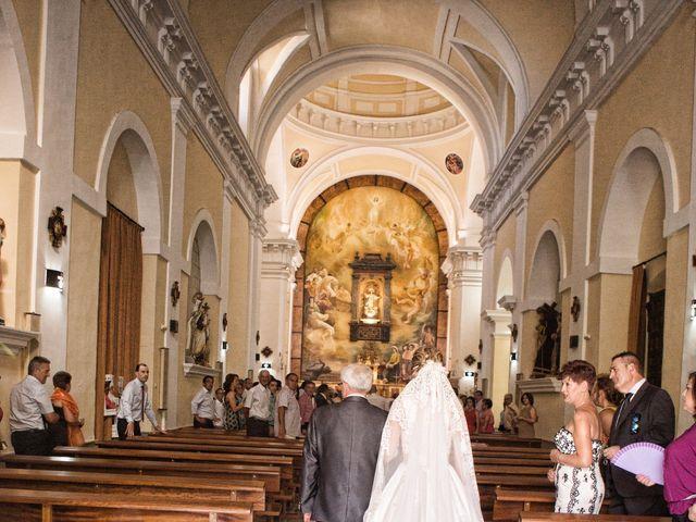 La boda de Selene y Steven en Olias Del Rey, Toledo 11