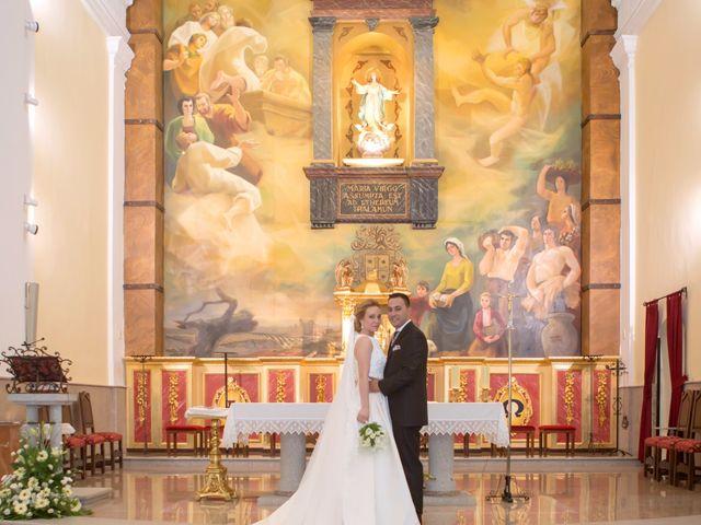 La boda de Selene y Steven en Olias Del Rey, Toledo 14