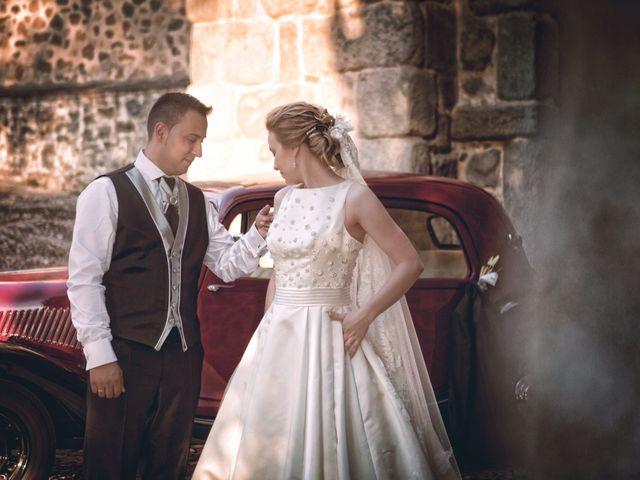 La boda de Selene y Steven en Olias Del Rey, Toledo 16
