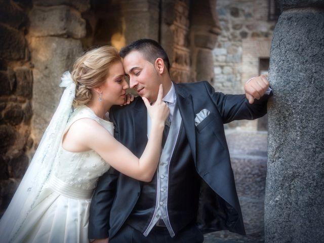 La boda de Selene y Steven en Olias Del Rey, Toledo 19