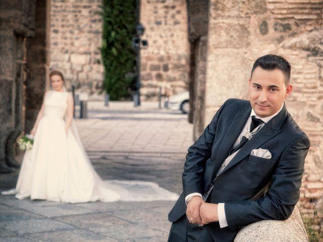 La boda de Selene y Steven en Olias Del Rey, Toledo 22