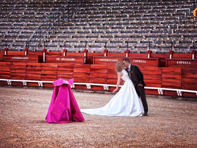 La boda de Selene y Steven en Olias Del Rey, Toledo 26