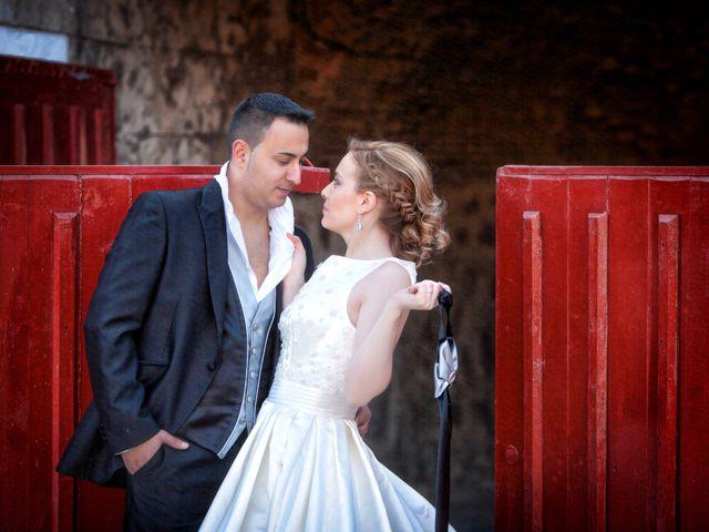 La boda de Selene y Steven en Olias Del Rey, Toledo 28