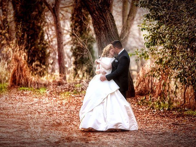 La boda de Selene y Steven en Olias Del Rey, Toledo 29