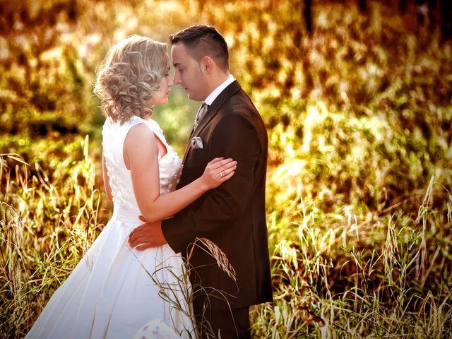 La boda de Selene y Steven en Olias Del Rey, Toledo 30