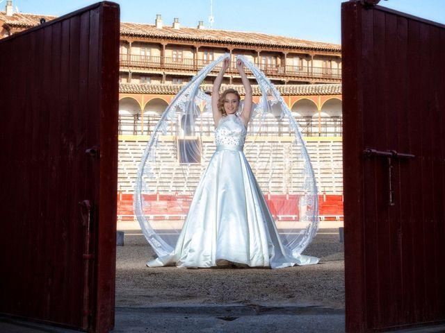 La boda de Selene y Steven en Olias Del Rey, Toledo 33