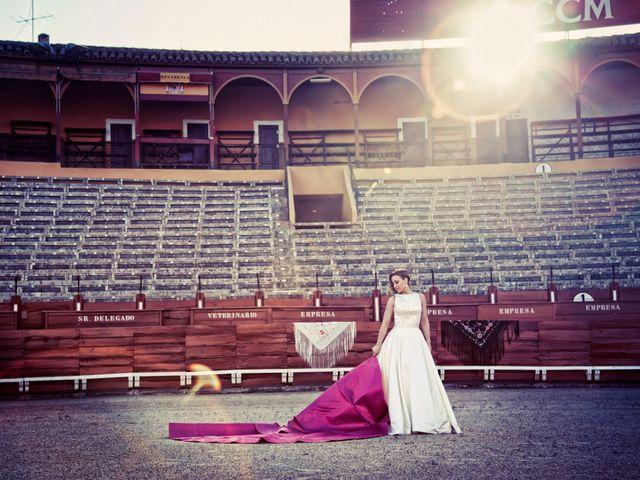 La boda de Selene y Steven en Olias Del Rey, Toledo 34