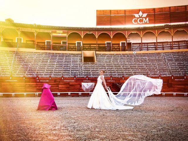 La boda de Selene y Steven en Olias Del Rey, Toledo 35